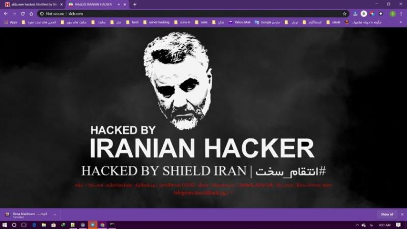 Iranian Hackers Have Been 'Password-Spraying' the US Grid